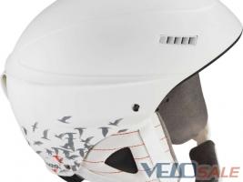 Горнолыжный шлем женский Rossignol TOXIC 2.0 W GLORY WHITE