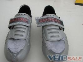Продам diadora iron heart - Львів -  взуття для велосипеда 80 дол.