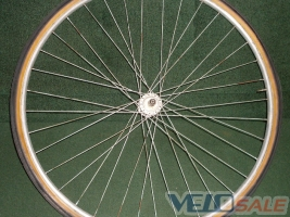 Продам колесо ХВЗ заднее с трубкой 600х27 шоссейное старт - Харків - колеса для велосипеда 200 грн.