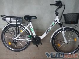 Продам Atala eco (24) - Болехов - Новый электровелосипед велосипед hardtail 15 000 грн.
