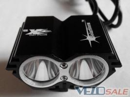 Продам Вело фара Solar Storm Х2  - Харьков - Новый освещение для велосипеда 600 грн.
