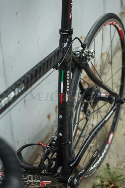 Продам Scapin S4 - Харьков - шоссейный велосипед rigid 900 грн.