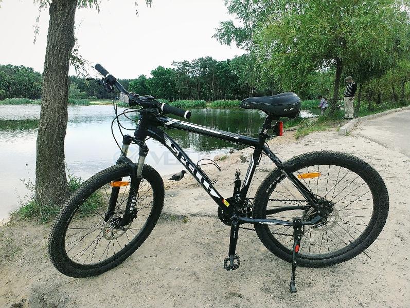 Розшук велосипеда Spelli FX7700 - Київ
