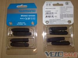 Продам Тормозні колодки Shimano R55C3 - Коломыя - Новый тормозные колодки для велосипеда 7 евро