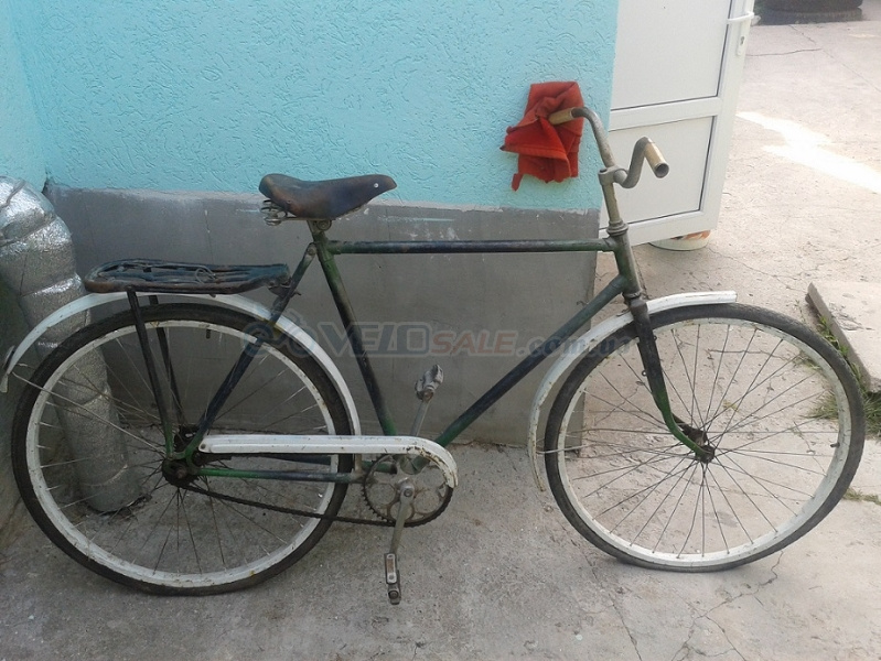 Продам ХВЗ Украина - Білогірськ - міський, дорожній, жіночий велосипед rigid 150 грн.