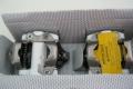 Педали новые Shimano PD-M520 SPD MTB + шипы