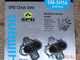 новые шипы SPD  Shimano , SH51, SH56 и RockBross шипы SPD  Cleat Set