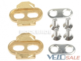 новые Шипы CRANKBROTHERS PREMIUM CLEATS (candy, mallet, egg beater)
