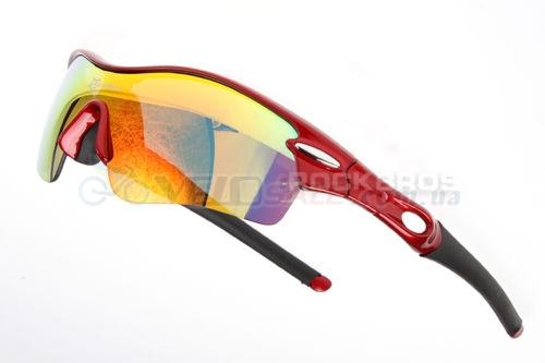 Очки новые RockBros со сменными линзами,  поляризация, выбор оправы