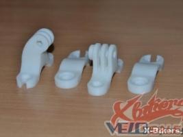 Продам 3D печать, любые крепления для GoPro,Contour,Sony - Львів - Новий - інше - для велосипеда 30 грн.