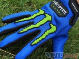 Продам Перчатки Monster Energy ME-01 - Харьков - Новый перчатки для велосипеда 75 грн.