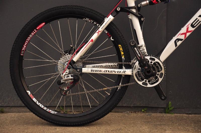 Продам Axevo XC9 carbon - Івано-Франківськ - гірський, mtb велосипед двопідвіс 1350 дол.