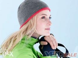 Продам  Двухсторонняя двойная теплая шапка от ТСМ Tchibo  - Тульчин - Новый - прочее - для велосипеда 70 грн.