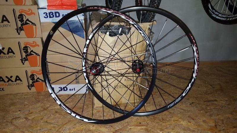 Продам Miche XM 40.29 - Харків - Новий колеса для велосипеда 190 дол.