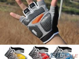 Велоперчатки Hand Crew