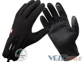 Продам перчатки из ткани windstopper (ветрозащитные)