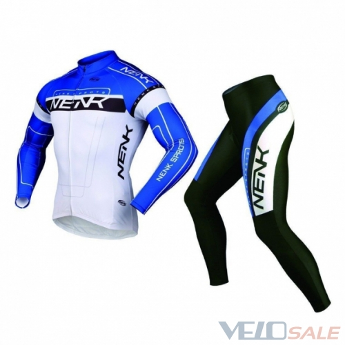 Велоформа SOBIKE NENK Blue Cycling