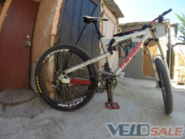 Продам Transition blindside - Феодосия - горный, mtb велосипед двопідвіс 2000 долл.