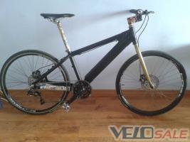 Куплю Zefal Z - Київ - гібрид велосипед rigid 300 дол.