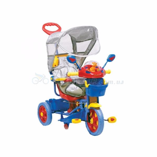 Продам Детский трехколесный велосипед Робот - Киев - Новый детский, подростковый велосипед rigid 999 грн.