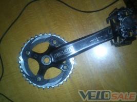 Продам Truvativ IsoFlow - Тячів - шатун для велосипеда 300 грн.