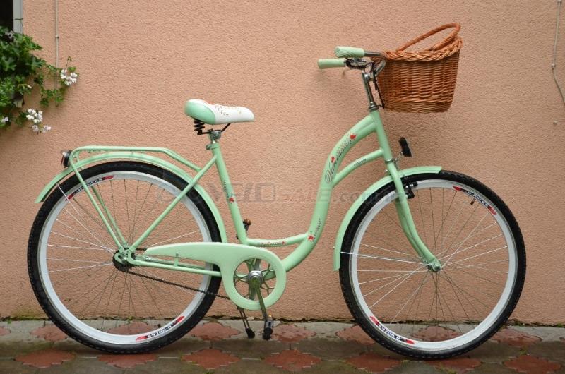 Продам Antonio Vanessa  - Харків - Новий жіночий, міський, дорожній велосипед rigid 3500 грн.