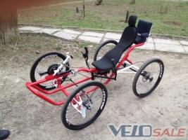 Продам Веломобиль - Киев - Новый - прочее - велосипед двухподвес 45000 грн.