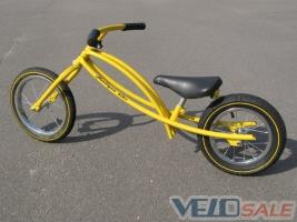 Продам Беговел Hooligan bike - Київ - Новий дитячий, підлітковий велосипед rigid 1900 грн.