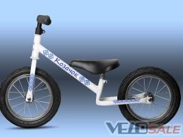 Продам Беговел Козачек - Київ - Новий дитячий, підлітковий велосипед rigid 980 грн.