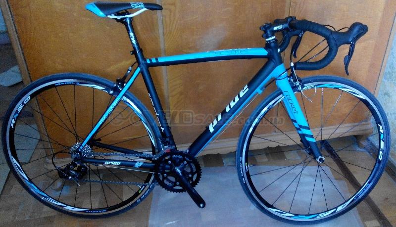 Продам Pride rocket 2015 - Харьков - Новый шоссейный велосипед rigid 17700 грн.