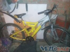 Продам Ardis infiniti amd 26 - Миргород - гірський, mtb велосипед двопідвіс 1700 грн.