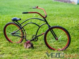 Продам Roar - Дрогобич - жіночий, міський, дорожній велосипед rigid 4500 грн.