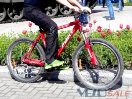 Розшук велосипеда Fort Agent 26 - Київ