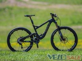 Продам GT Sensor Hans Rey 2014 - Ялта - екстрім:эндуро, даунхіл, тріал велосипед двопідвіс 2500 дол.