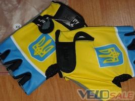 Продам  Велорукавички Ukraine розмір S,SX - Ивано-Франковск - Новый перчатки для велосипеда 600 грн.