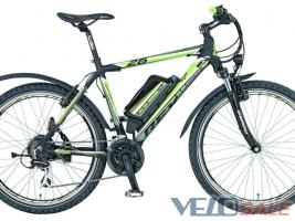 Продам Rex Bergsteiger 4.0 - Киев - Новый электровелосипед велосипед hardtail 32640 грн.