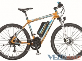 Продам Электровелосипед REX BERGSTEIGER 4.3 - Київ - Новий гірський, mtb велосипед hardtail 46660 грн.