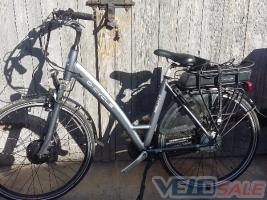 Продам Електричний велосипед D-CYCLE (28) - Болехів - електровелосипед велосипед hardtail 1200 дол.