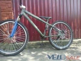 Куплю Dragstar no name - Дрогобич - екстрім: bmx, дерт, даунхіл, тріал велосипед hardtail 2000 грн.