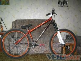 Продам Specialized P1 - Кривий Ріг - екстрім: bmx, дерт, даунхіл, тріал велосипед hardtail 4000 грн.