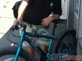Розыск велосипеда Mongoose Angus - Киев