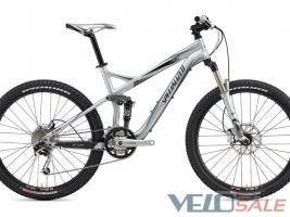 Розыск велосипеда Specialized FSR XC Expert - Чугуев