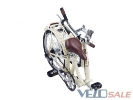 Продам Велосипед складной Италия EASY MBM - Київ - Новий жіночий, міський, дорожній велосипед rigid 9280 грн.