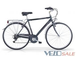 Продам Велосипед дорожный мужской Италия CENTRAL MBM / MO - Київ - Новий жіночий, міський, дорожній велосипед rigid 10580 грн.