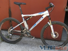 двухподвес Decathlon (Rockrider) 9XC.