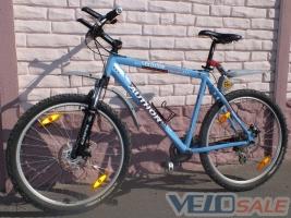 Продам Author Solution Disc - Харків - гірський, mtb велосипед hardtail 3900 грн., Паспорт ЕСТЬ !
