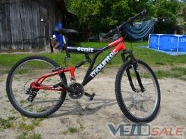 Продам Mountec - Бурштин - гірський, mtb велосипед двопідвіс 1700 грн.