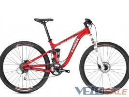 Продам Trek Fuel EX 4 - Киев - Новый экстрим: bmx, дерт, даунхилл, триал велосипед двухподвес 20 050 грн.
