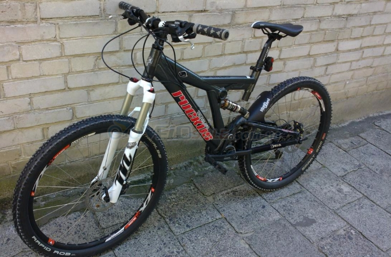 GT Ruckus I-Drive 7 2.0, Freeride Full made in USA - Львов - 850 дол.