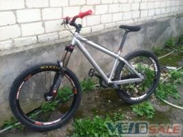 Продам Richi Barracuda - Дубно - екстрім: bmx, дерт, даунхіл, тріал велосипед hardtail 8000 грн.